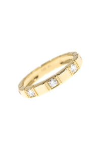 DIAMOND Ring Gelbgold