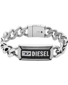 Diesel Herren-Armband Edelstahl