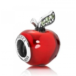 Disney Charm Apple from Snow White aus 925er Silber