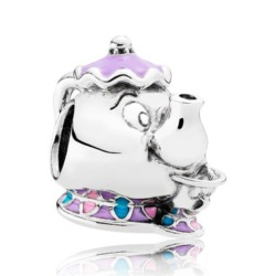 Disney Charm Mrs Pott and Chip aus 925er Silber