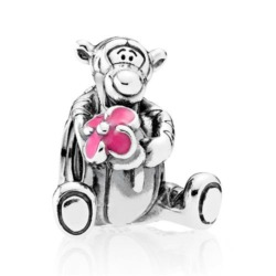 Disney Charm Tigger aus Sterlingsilber