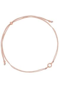 DREAMY GEM Armband rosé vergoldet