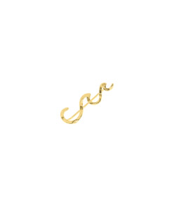 Ear Climber|Single Gold