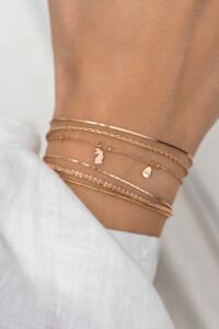 EASTER WISHES Armband rosé vergoldet