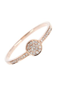 ELLE Diamant Ring Roségold