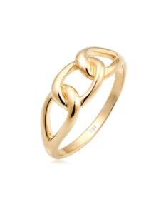 Elli Premium Ring Knoten 585 Gelbgold Elli Premium Gold