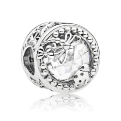 Enchanted Nature Bead 925er Silber