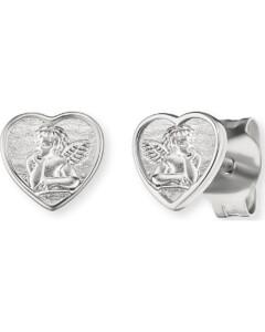 Engelsrufer im SALE Ohrstecker aus 925 Silber, HEE-ANGELI-HEART, EAN: 4260562161304