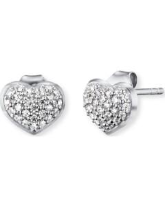 Engelsrufer Ohrringe im SALE Ohrstecker aus 925 Silber, ERE-HEART-ZI-ST, EAN: 4260562168822
