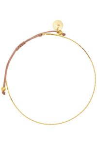 ESSENTIAL Armband gelb vergoldet