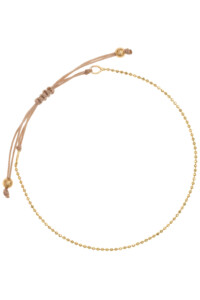 ESSENTIAL Armband Gelbgold