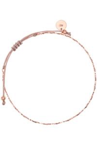 ESSENTIAL Armband rosé vergoldet