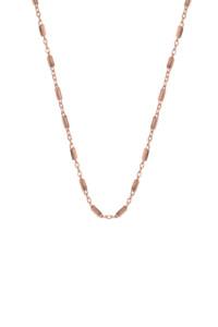 ESSENTIAL Halskette rosé vergoldet