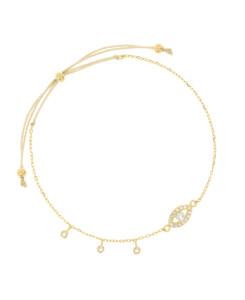 EVIL EYE|Armband Gold