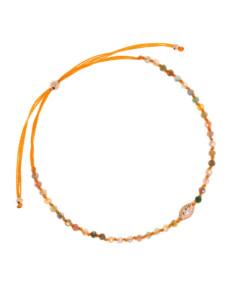 EVIL EYE|Armband Orange