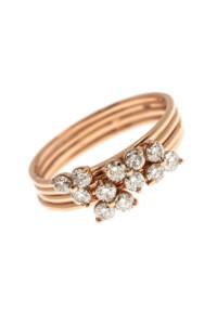 FABULOUS Ring Set Roségold