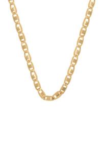 FANTASY CHAIN Halskette gelb vergoldet