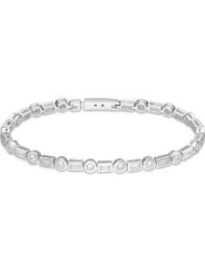 FAVS Damen-Armband 925er Silber 16 Zirkonia FAVS. silber