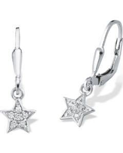 FAVS Ohrhänger aus 925 Silber, 87439607, EAN: 4056866052178