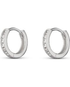 FAVS Ohrringe, Creolen aus 925 Silber, 9968183, EAN: 4020689968183