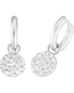 FAVS Ohrringe, Creolen aus Silber, 2031795, EAN: 4056866112773