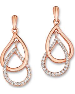 FAVS Ohrringe, Ohrhänger aus 925 Silber, 9157587, EAN: 4020689157587