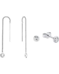 FAVS Schmucksets aus 925 Silber, 87887014, EAN: 4056866082106
