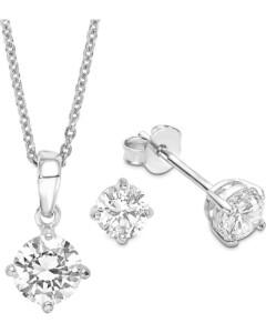 FAVS Schmucksets aus Silber, 9964963, EAN: 4020689964963