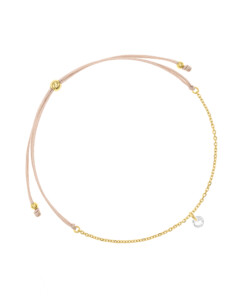 FLYING TOPAZ|Armband Gold