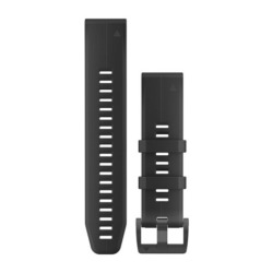 Garmin 010-12740-00 Quick Fit Silikonarmband für fenix 5 PLUS