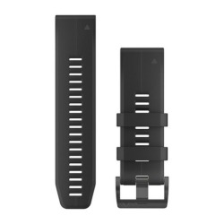 Garmin 010-12741-00 Quick Fit Silikonarmband für fenix 5X PLUS