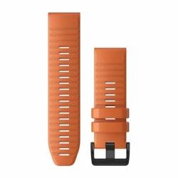 Garmin 010-12864-01 Quick Fit Silikonarmband für fenix 6X