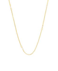 GLANCE|Halskette Gold