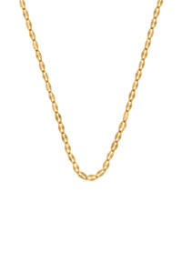 GLEAMING Halskette gelb vergoldet