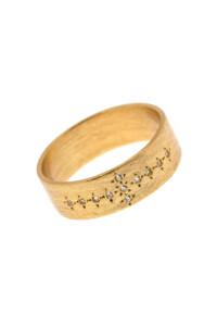 GOLDEN SHINE Ring TOPAS