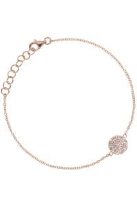 GRAZIA Diamant Armband Roségold
