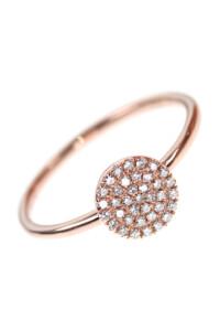 GRAZIA Diamant Ring Roségold