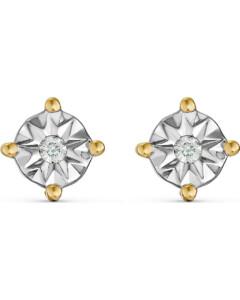 Guido Maria Kretschmer Damen-Ohrstecker 2 Diamant