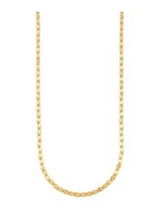 Halskette Diemer Highlights Gelbgoldfarben