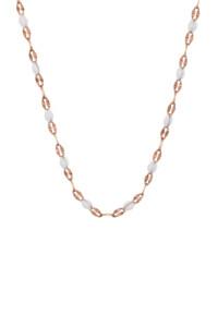 Halskette rosé vergoldet