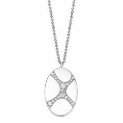 Halskette von Joop! Silber-Schmuck JPNL90566A420