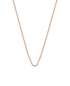Halskette 14K Roségold