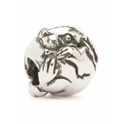 Hasen-Bead chin. Zodiac von Trollbeads L11456