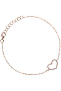HEART Diamant Armband