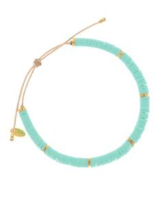 HEISHI COLORS|Armband Mint