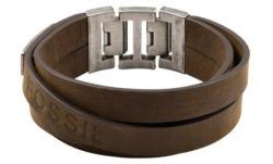 Herrenarmband von Fossil JF 84955 040
