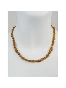 Hessonit Halskette 1001 Diamonds braun