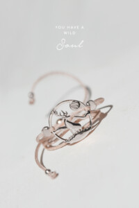 HIRSCH Armband Sterling Silber