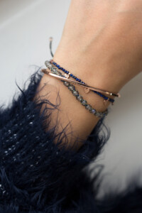 ICON Armband BLUE HEART
