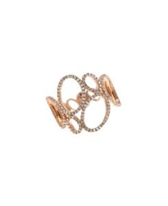 ICON Ring|14K Roségold